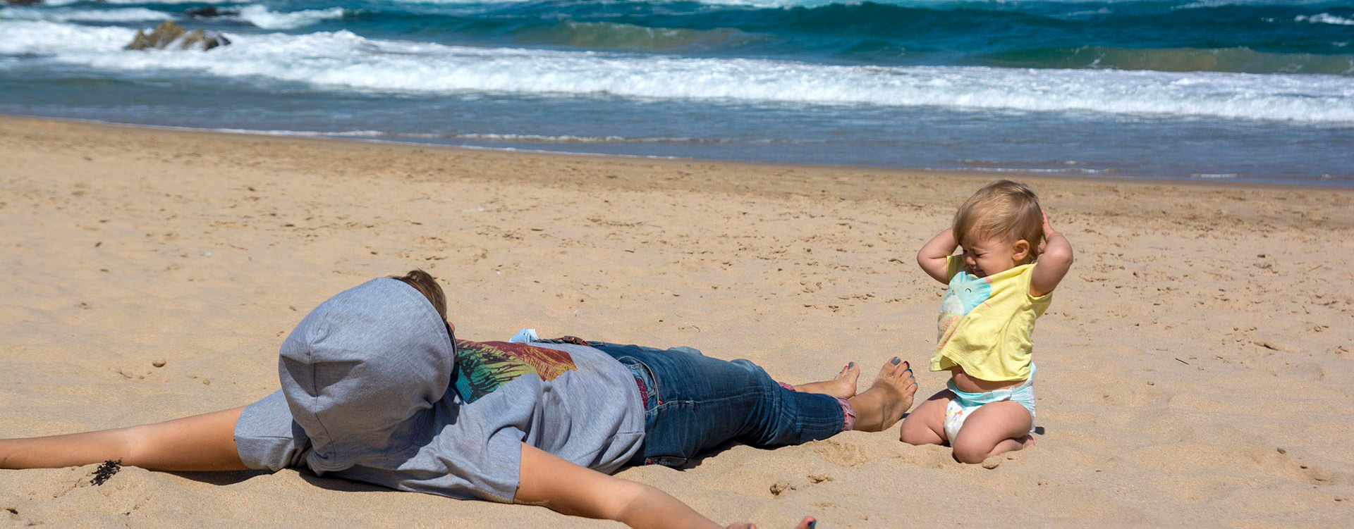 RPA - plaża