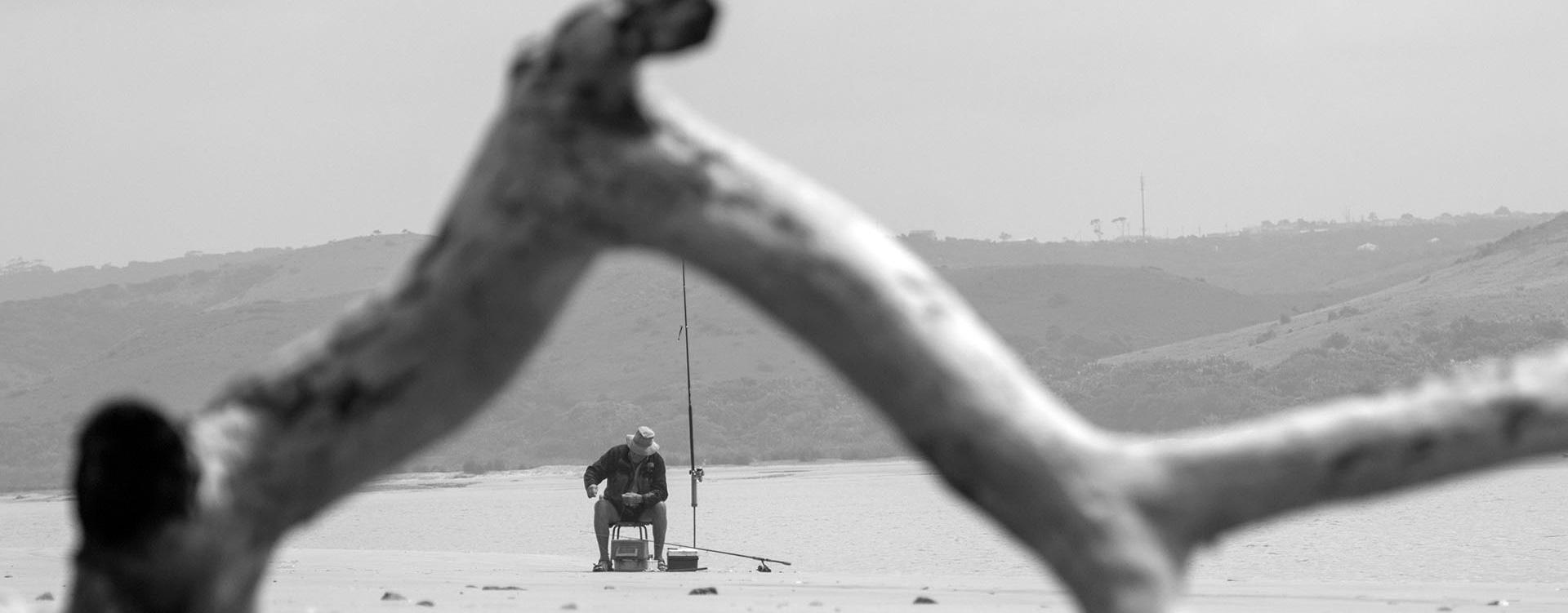 RPA - wędkarz