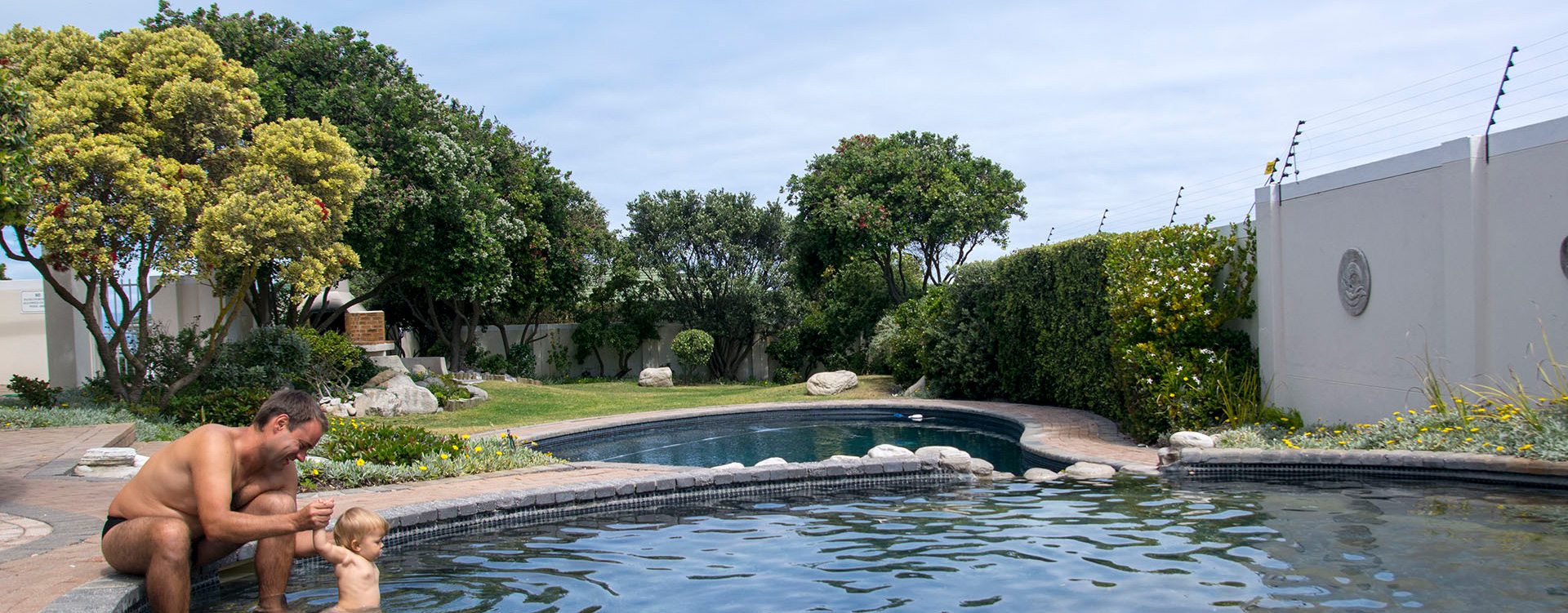 Hotel z basenem w RPA
