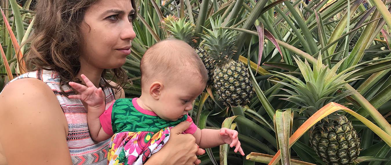 jedzenie Hawaje