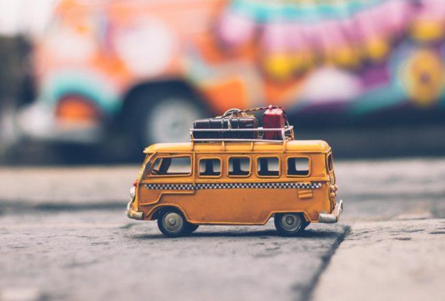 podróżowanie samochodem