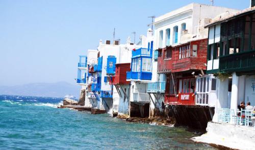 Grecja - Mykonos