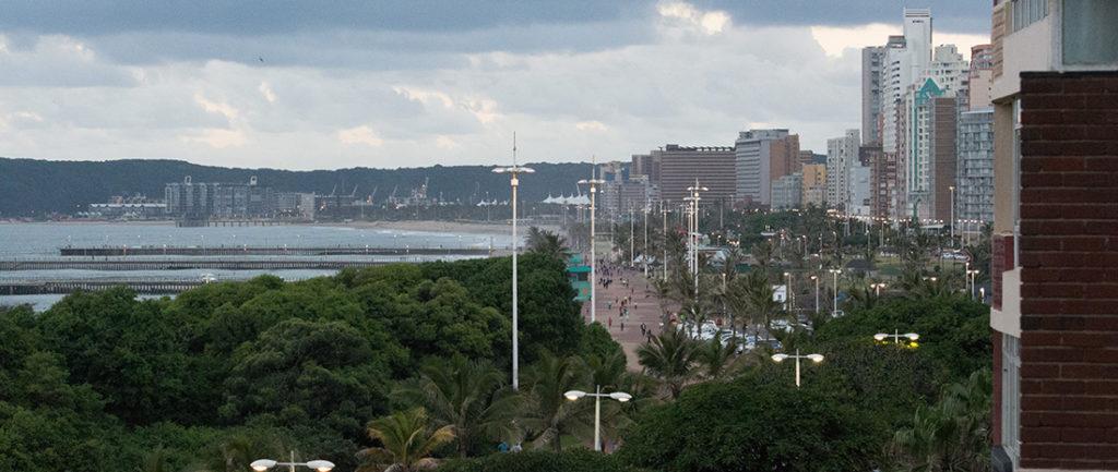 miasto Durban RPA