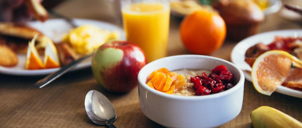 dieta owoce