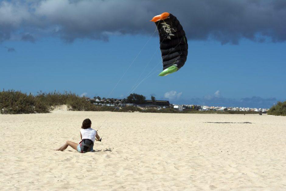 kitesurfing fuerteventura