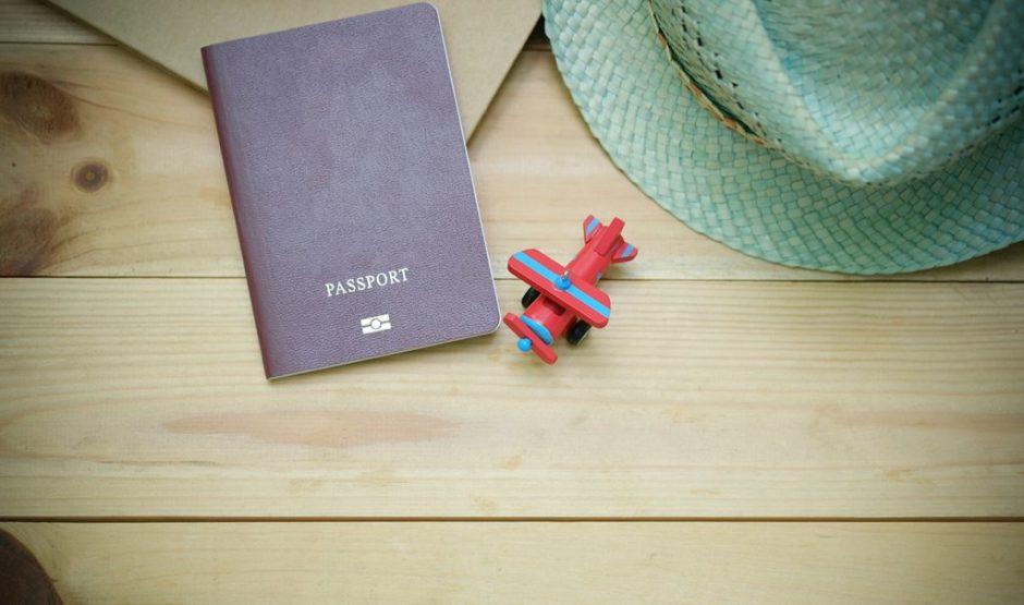 paszport dla dziecka