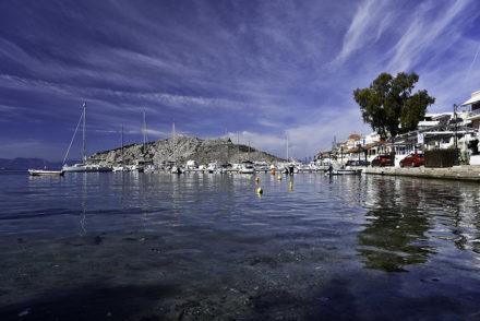grecki porcik rybacki Perdika