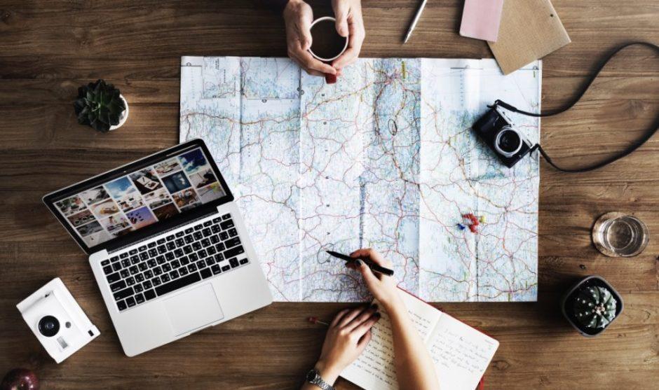 booking.com, planowanie podróży