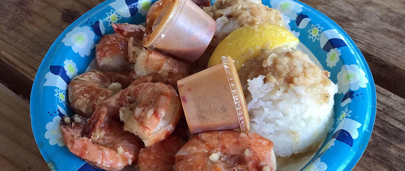 jedzenie na Hawajach